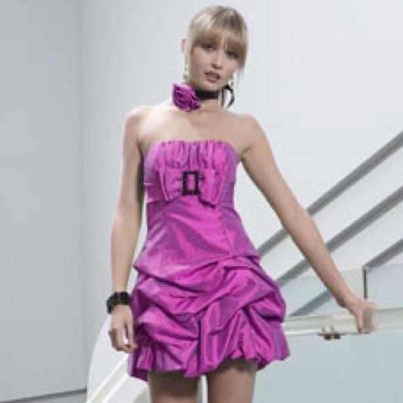 Increíble Jessica Mcclintock Cocktail Dresses Composición - Ideas de ...