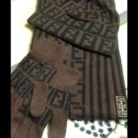 68a82a59525 FENDI Outerwear - Fendi Hat