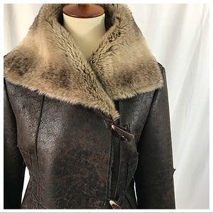 Jackets & Blazers - Gorgeous leather coat