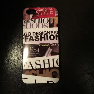 Other - Fashion iphone 5/5s case