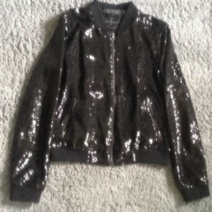 Guess Jackets & Blazers - Sequins jacket