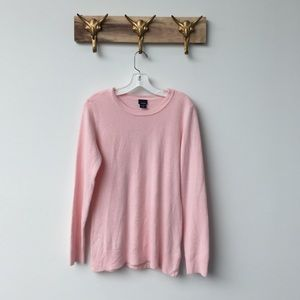 Basic Editions Sweaters - Light Pink Sweater