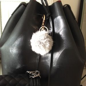 Forever 21 Bags - FORVER 21 faux leather bucket bag