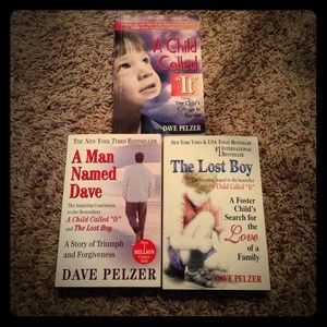 a report on a child called it the lost boy and a man named dave by d pelzer My story: a child called it, the lost boy, a man named dave by dave pelzer and a great selection of similar used, new and collectible books available now.