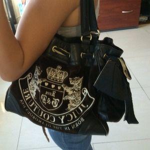 100% authentic Juicy couture purse