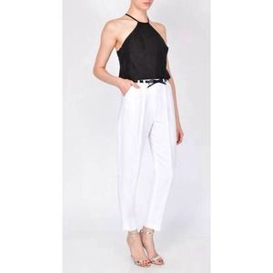 Milly Tops - [Milly]halter crop top