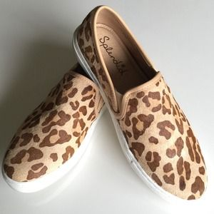 Splendid Shoes - NEW Splendid PONY HAIR Slip On Sneaker Shoes