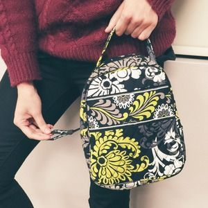 Vera Bradley Handbags - Vera Bradley Baroque Lunch Bunch (lunch bag)