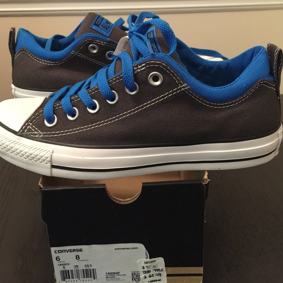 Converse Shoes | Listing Converse Ct Dual Collar Size 8 Unisex ...