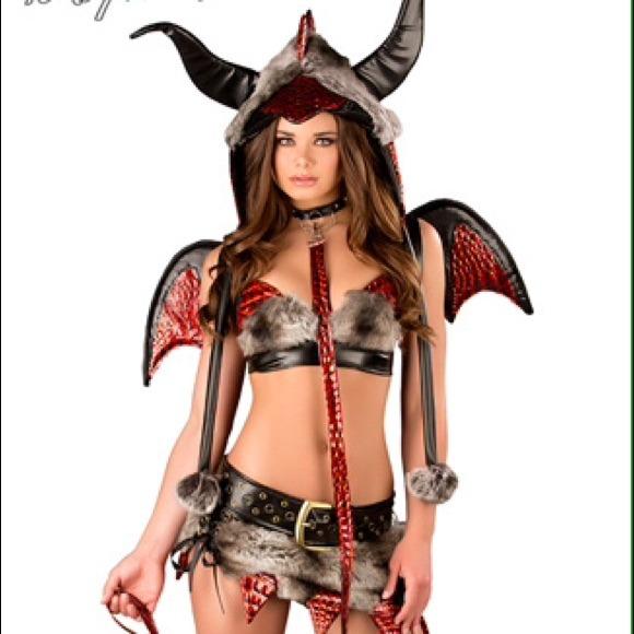 Außergewöhnlich Deluxe DRAGON Costume!