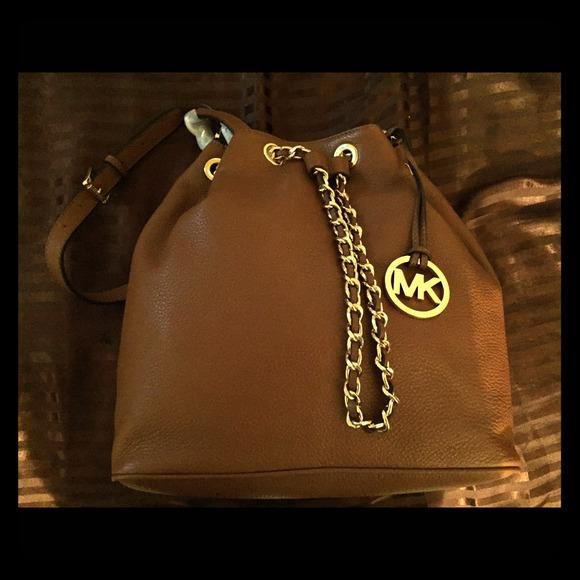 24% off MICHAEL Michael Kors Handbags - Michael kors tan ...