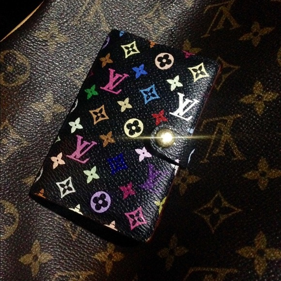 Louis vuitton clutches wallets lv mini address book credit card lv mini address book credit card holder obo colourmoves Image collections