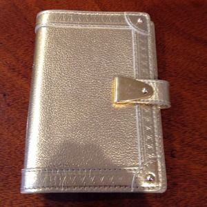 Authentic Louis Vuitton Suhali Leather Agenda!