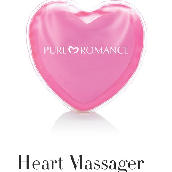 Pure Romance Other 2 Heart Massagers Valentines Day Poshmark