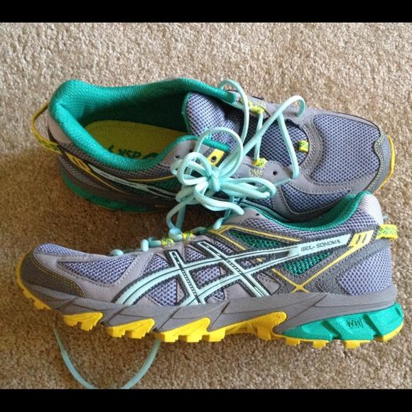 asics gel sonoma trail shoe