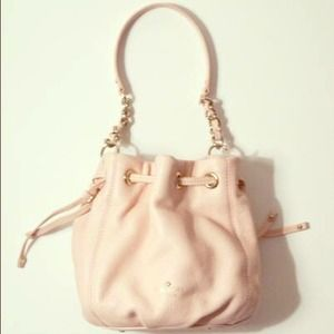 KATE SPADE Cobble Hill KATIE Leather Bucket Bag