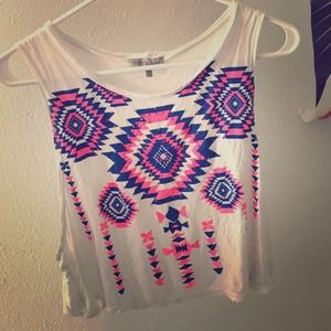 Charlotte Russe S top
