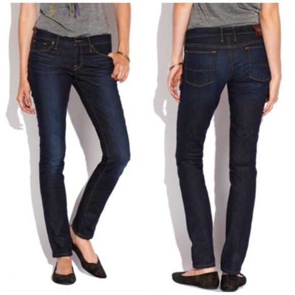 69% off Lucky Brand Denim - Lucky Brand Skinny Jeans from ...