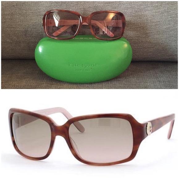 bc8db8055c8 kate spade Accessories - Kate Spade Mattie Sunglasses with Case