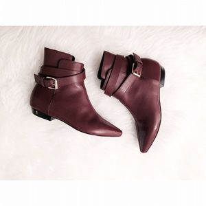 ⚡️Giuseppe Zanotti Brown Leather Booties