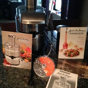 Jack LaLannes POWER PRO JuicerNWT for sale
