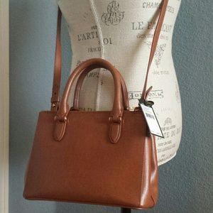 ralph lauren white silk dress lauren ralph lauren handbag newbury satchel