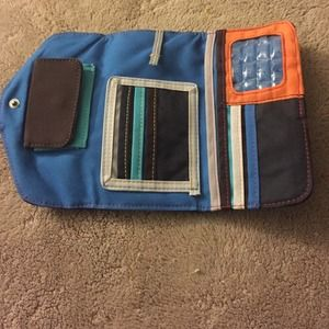 d777dcebf69 Keen Bags | Wallet Made From Recycled Fabrics | Poshmark