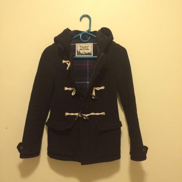 66% off Aritzia Jackets & Blazers - ❌SOLD❌ TNA duffle coat from ...