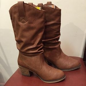 Boots - Brown Boots