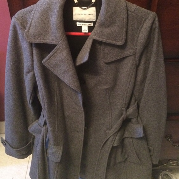 Pea Coat Fabric - Coat Nj