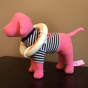 Victoria's Secret PINK plush puppy