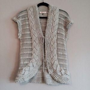 Rebecca Taylor Sweaters - Rebecca Taylor sleeveless cardigan