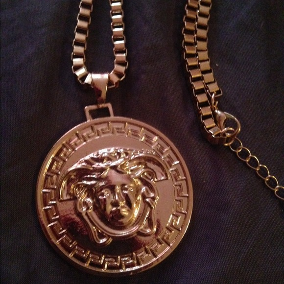 Versace Inspired Necklace Versace Inspired Necklace