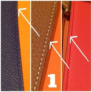 how to spot a fake hermes belt