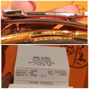 797d11eec554e3 Hermes Accessories - How to Spot a Real Hermes Belt Photo