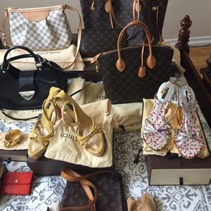 13b19e7764fb Louis Vuitton Bags - Sharing some of my Louis Vuitton collection