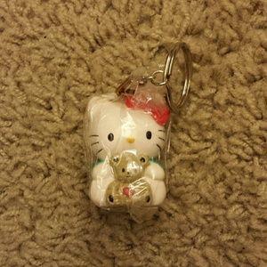 Sanrio Accessories - Hello Kitty Sanrio Keychain - NWOT