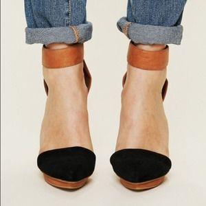 Jeffrey Campbell Shoes - JEFFREY CAMPBELL SOLITAIRE PUMPS HEELS | 7.5