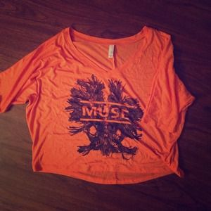 Muse crop top