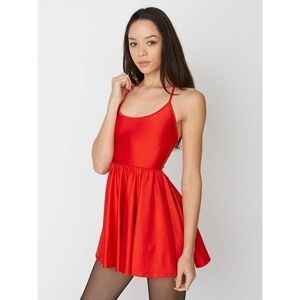 American Apparel Dresses & Skirts - American Apparel Nylon Figure Skater Dress