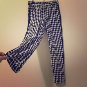 Intermix Pants - Major Holiday Sale: Intermix Houndstooth pants