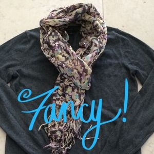 Accessories - Multicolored Scarf