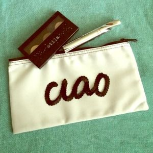 "Clutches & Wallets - SOLD 💗 ""Ciao"" Sequin Clutch"