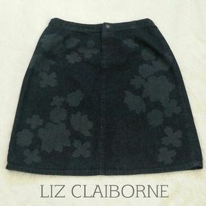 Liz Claiborne Dresses & Skirts - Denim Skirt