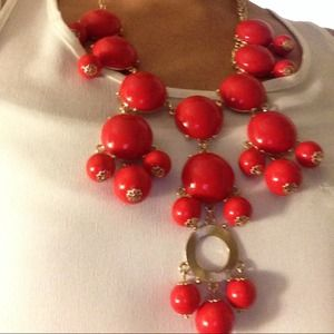 Bubble Necklace (JCrew Inspired)