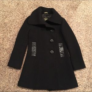 Mackage Jackets & Blazers - Authentic Mackage Peacoat