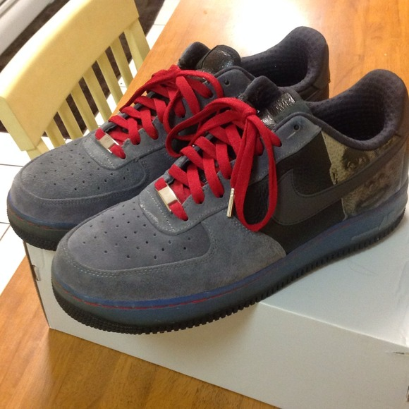 newest 2cd62 2addf Limited 25th anniversary edition nike Air Force 1.  M 5482776935d2db0f3a14aa48