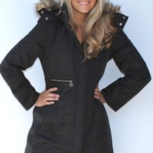Michael Kors Outerwear - Michael Kors • Winter Coat with Faux Fur