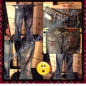 Pepe jeans from the UK London