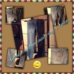 Hollister Denim
